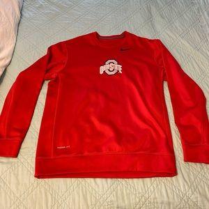 Ohio State Nike Crewneck Sweatshirt Size M